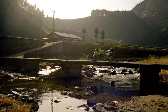 四国の沈下橋