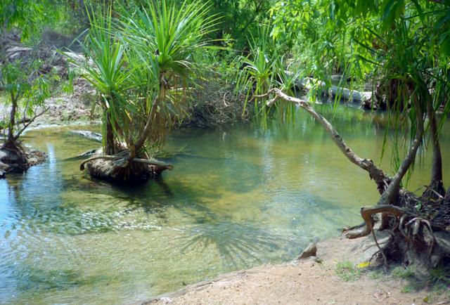 ダグラスの温泉