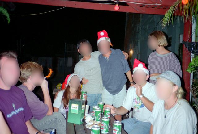 パースでのパーティー