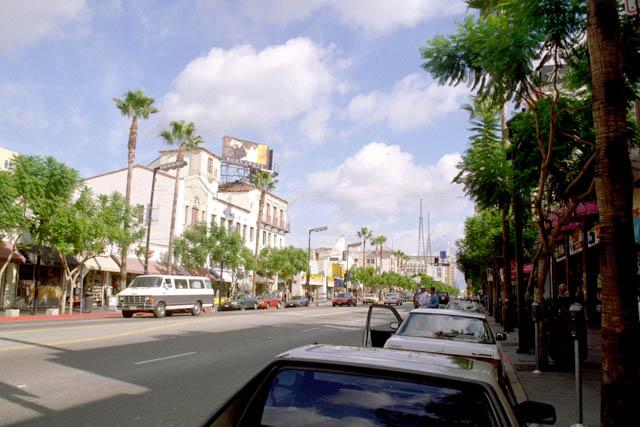 サンディエゴ〜ロサンゼルス間