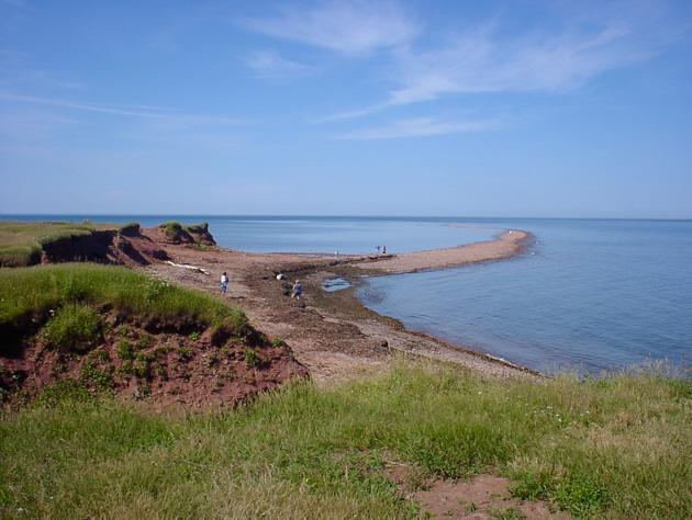 カナダ横断タンデムツーリング・プリンスエドワード島