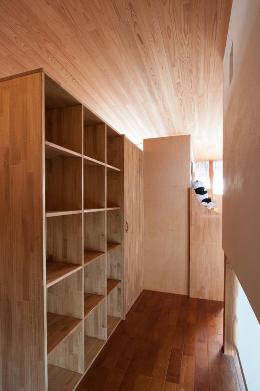壁やドアを作って子供部屋を個室化