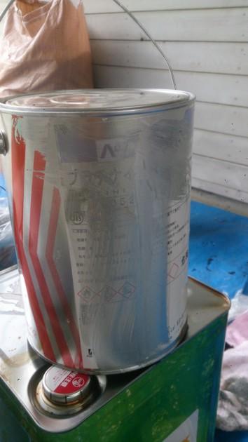 外壁塗装に使った塗料