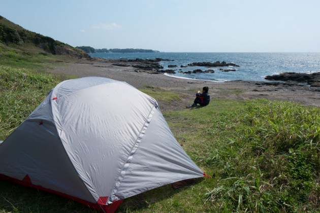MSR 3人用テント エリクサー3