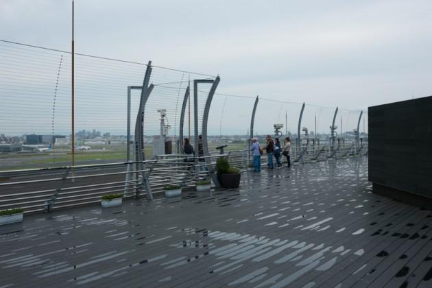 第1旅客ターミナル天望デッキ