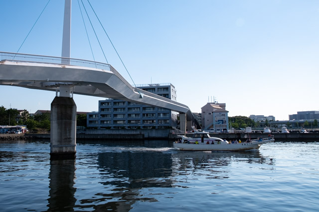 八景島歩道橋