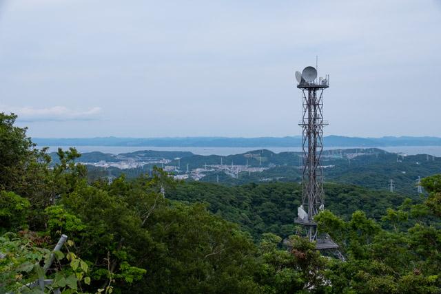 大楠山からの眺め