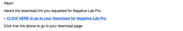 Negative Lab Proダウンロードのリンク画像