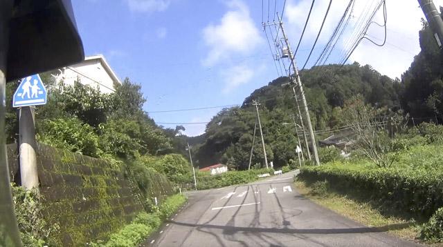 県道273号・赤木慈光線の入口