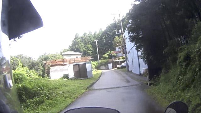 林道・雲河原線
