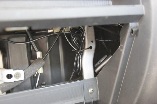 スズキ キャリイのACC電源へ電源ソケットを接続