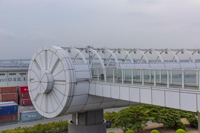 横浜港シンボルタワー天望回廊