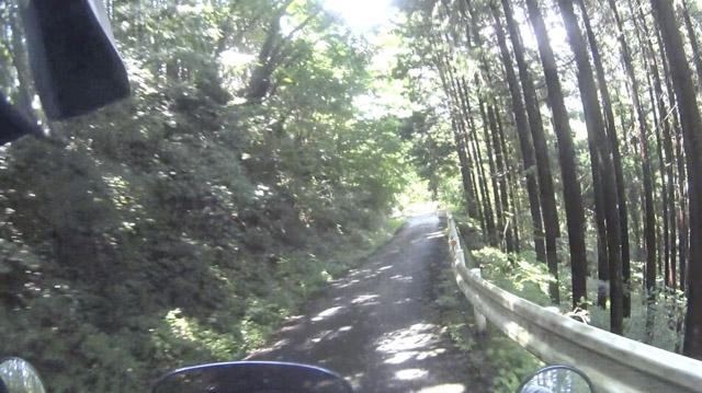 林道・笠山線