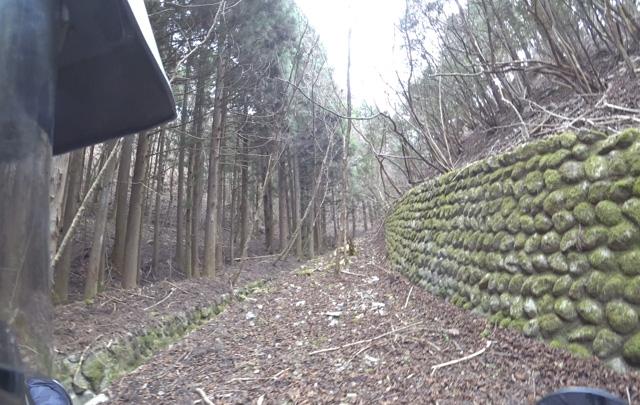 林道・猿焼線
