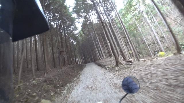 林道・奈良山線