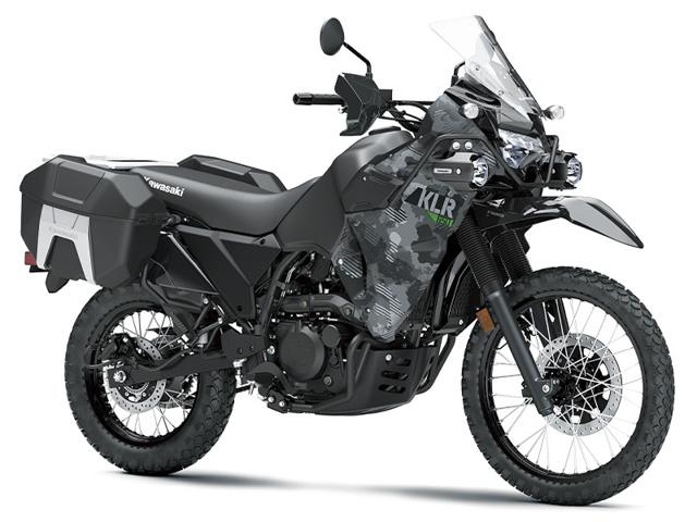 新型KLR650