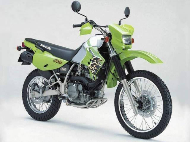 KLR650 C型