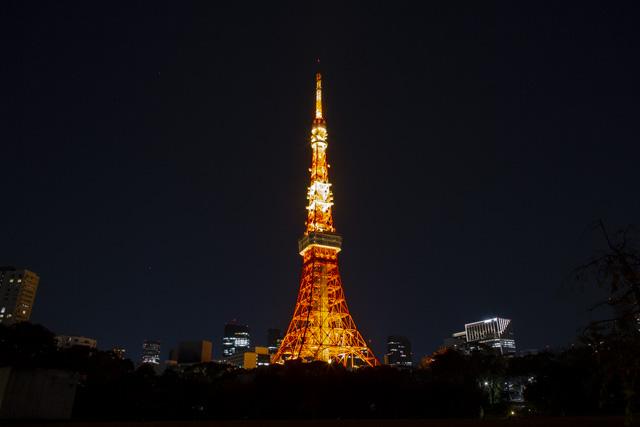 東京タワー・ランドマークライト