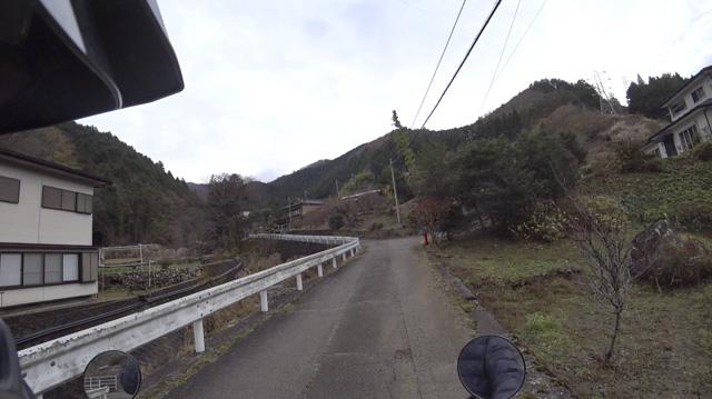 林道・棚入川線(仮)