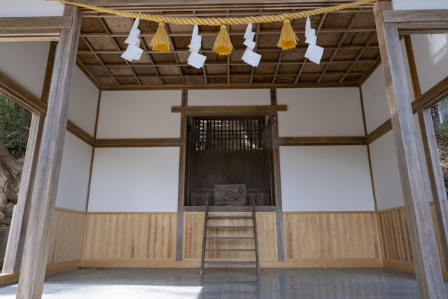 秩父御嶽神社・東郷公園の東郷神社