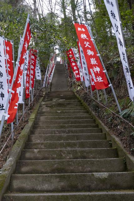 秩父御嶽神社・東郷公園の長い長い歓談