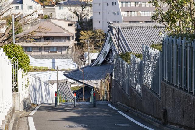 横浜・蓮光寺