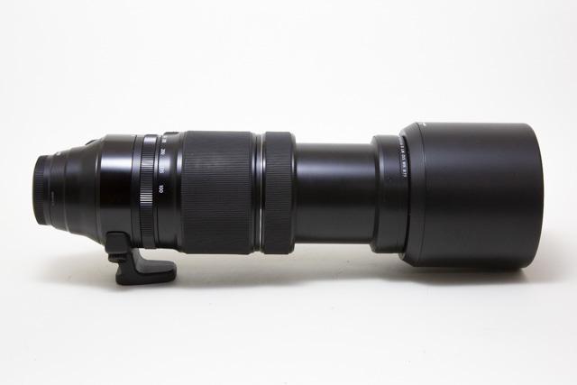 フジノンレンズ XF100-400mm f4.5~f5.6 R LM OIS WR