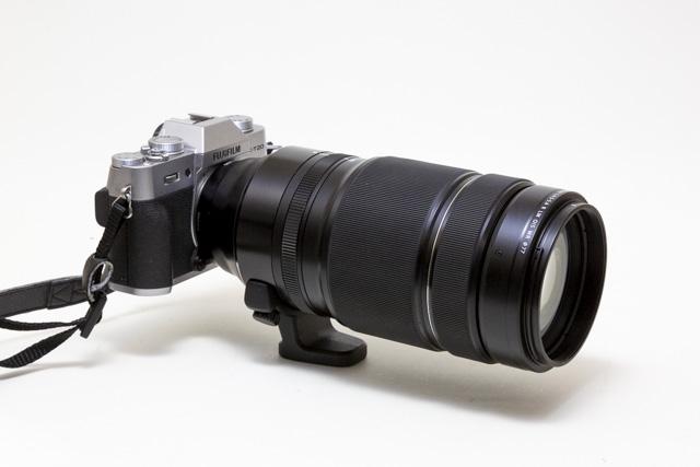 XT20+フジノンレンズ XF100-400mm f4.5~f5.6 R LM OIS WR