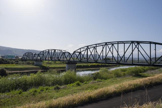 狩野川の石堂橋
