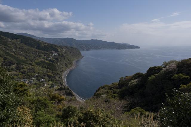 碧の丘からの眺め