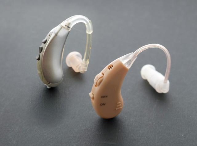 補聴器と集音器