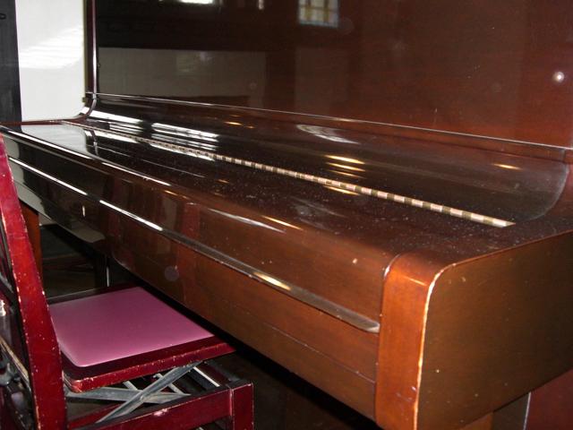 横浜山手西洋館・外交官の家・ピアノ