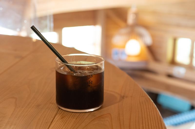 カフェ プイストのコールドブリュー