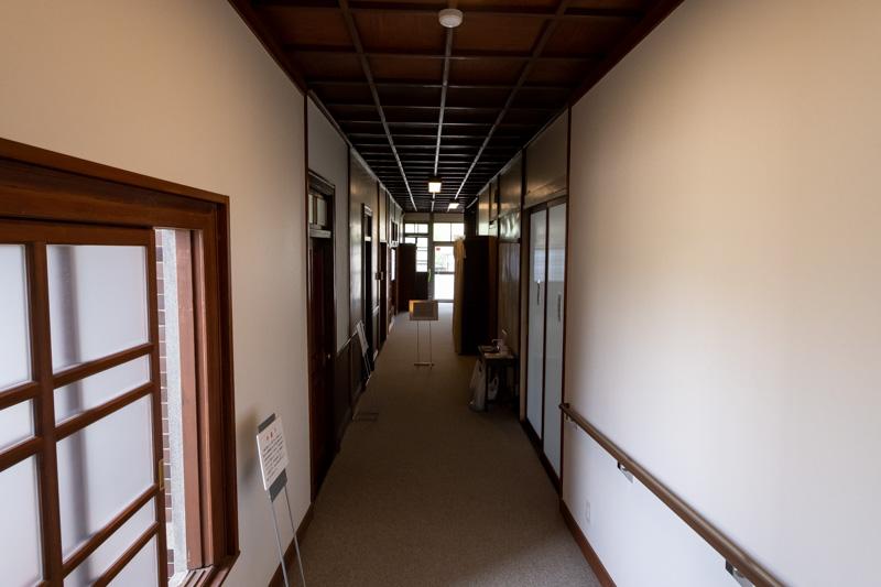 旧石川組製糸西洋館の別館