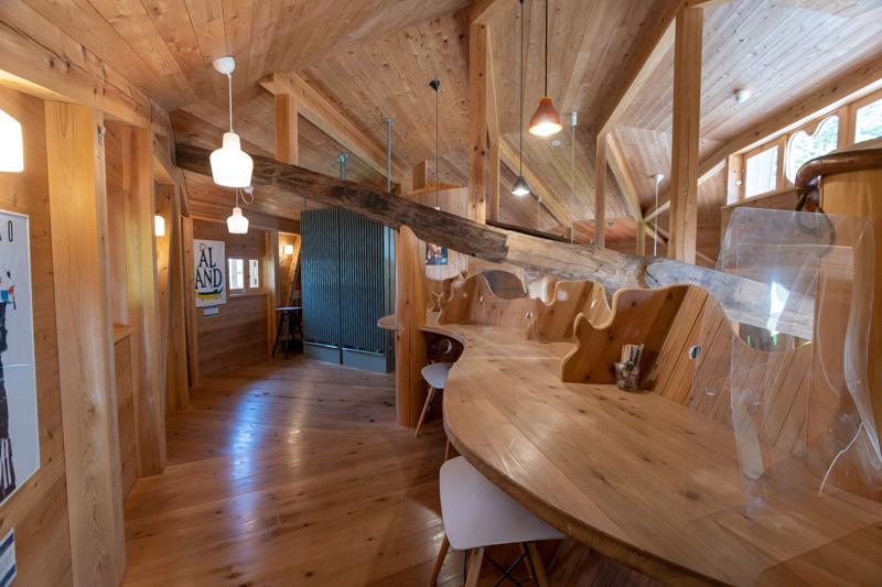ムーミン谷の北欧風Cafe・カフェ プイスト
