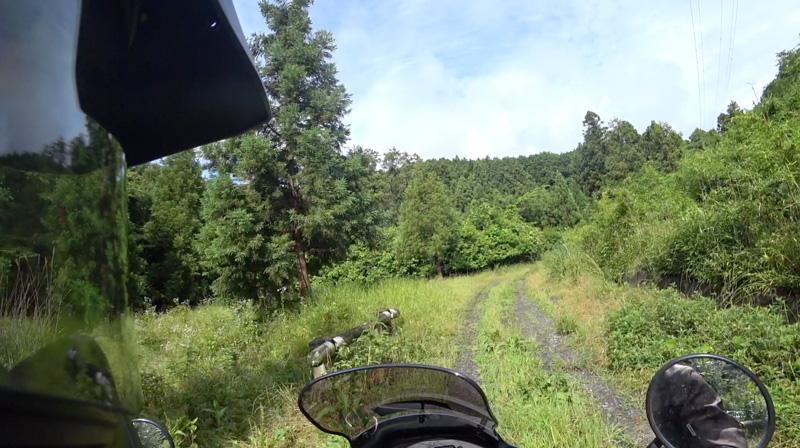 林道荒谷線