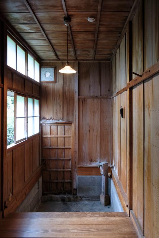 沼津御用邸・西附属邸の浴槽