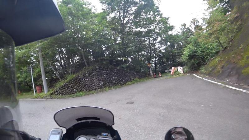 林道・東御荷鉾線入口