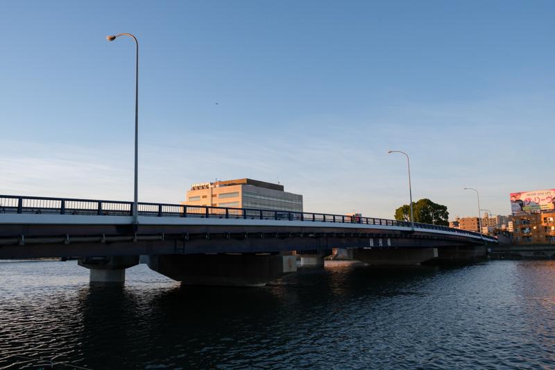 鶴見川・鶴見橋