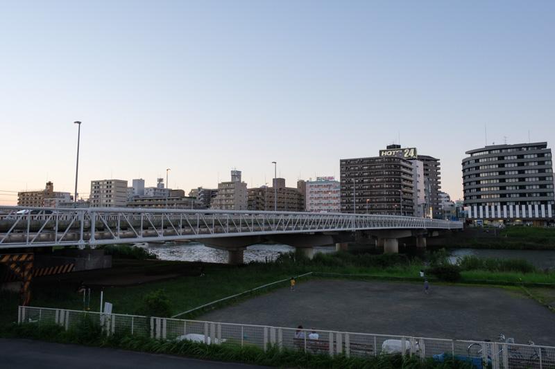 綱橋共同トラス橋