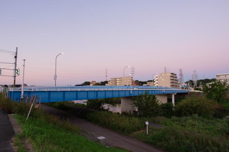 新羽人道橋